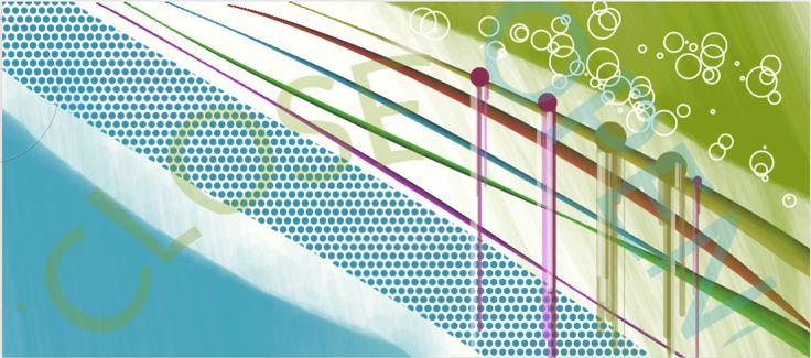 Imagen realizada con DeviantART. Esto es un cuadro abstracto.