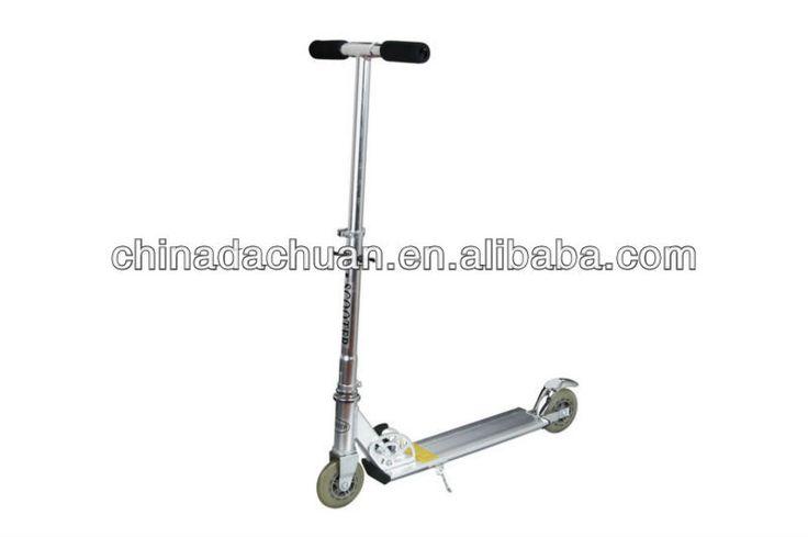two wheel scooter, steel body,pvc wheel eco-friendly.  high quality, EN71 certification.