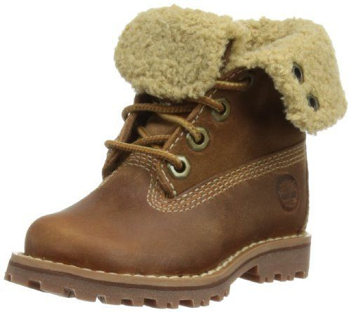 Timberland Auth 6In Shrl Bt Brown, Boots mixte enfant: Tweet Matière: Cuir, Timberland Modèle: Timberland Chaussures Enfants Bottes…