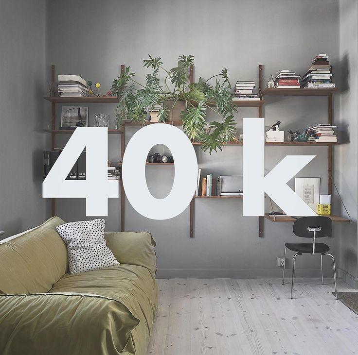 Ni är nu över 40 000 fantastiska följare som uppskattar vad vi gör. Vi vill…