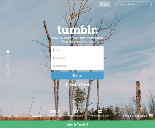3 great examples of website sign-up pages | Web design | Creative Bloq