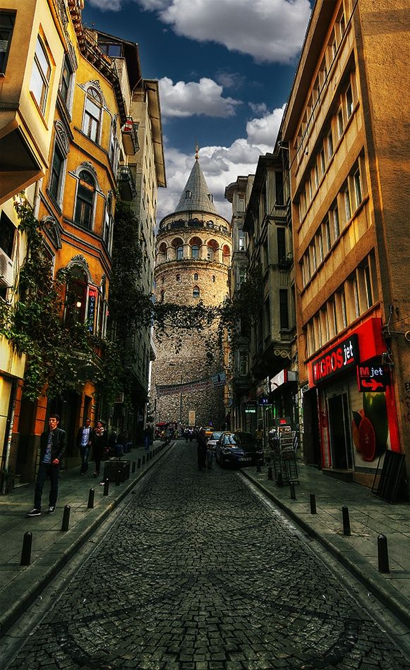 Galata by Umut SABUNCU on 500px