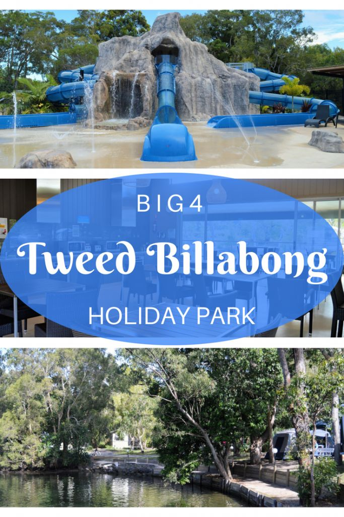 Looking for somewhere to take the kids for a weekend? Then check out Big 4 Tweed Heads. There are plenty of activities to keep the kids entertained.