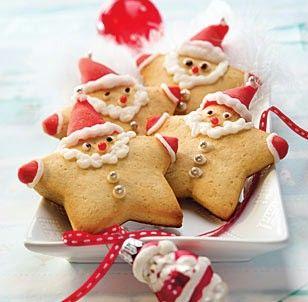 Das Rezept für Süße Weihnachtswichtel und weitere kostenlose Rezepte auf LECKER.de