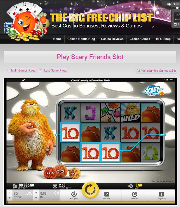 The Big Free Chip List