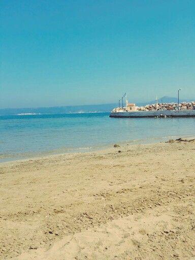 Crete Kalibes Beach