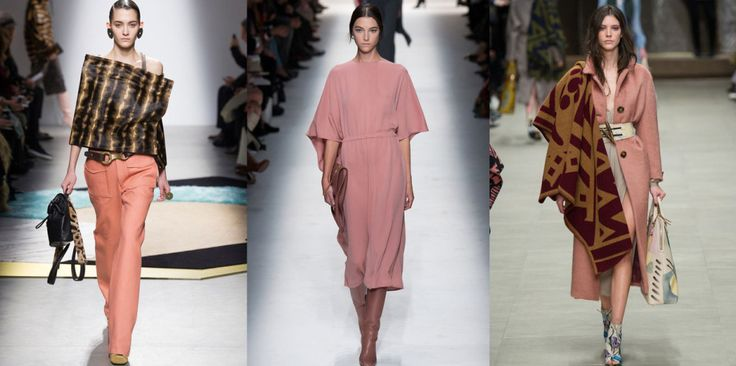 The Colors of FW14 – 10 Ways to Kick Out Black, Grey and Beige #pink #blush #thedailydagny