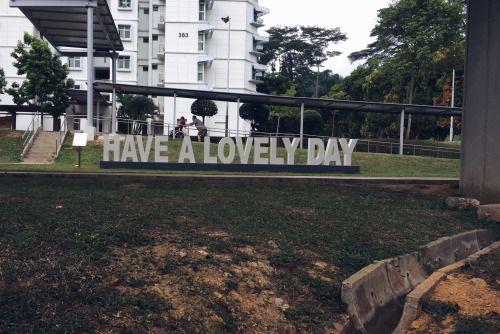 derpydancing:  28 | 01 | 2016   Singapore bugis street Katong...