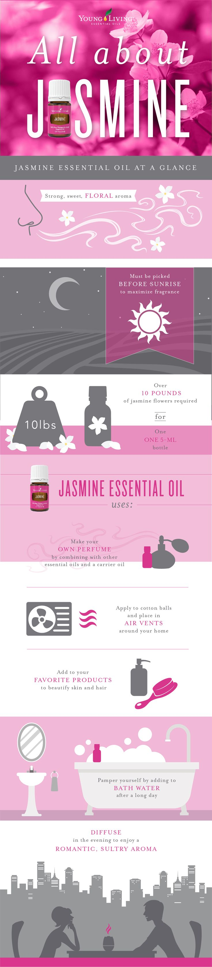 All About Jasmine Infographic https://yldist.com/naturalwonders/