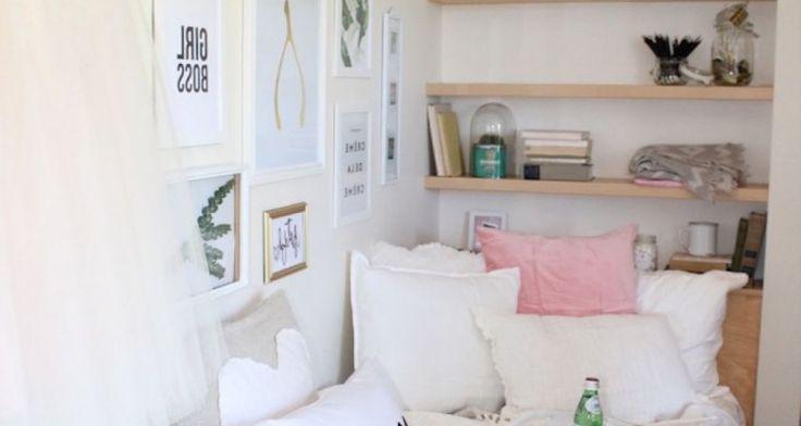 How Amusing Creative Dorm Room Decorating Ideas
