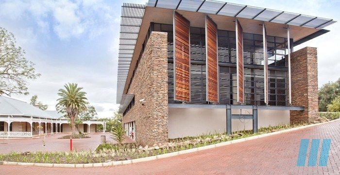 FutureSpaces - New offices for Ingonyama Trust Board