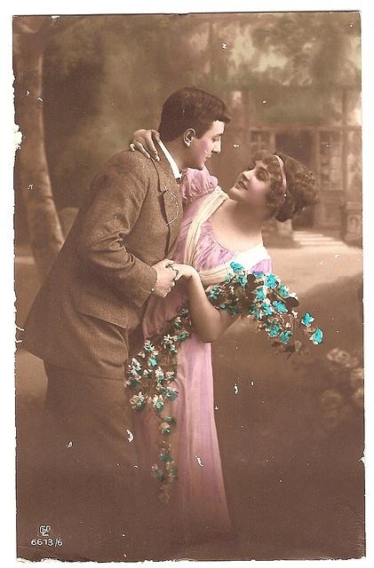 Vintage Postcard: