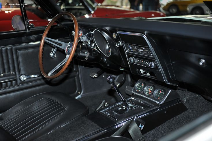 1967 Camaro and 1967 Camaro SS specs, colors, pictures