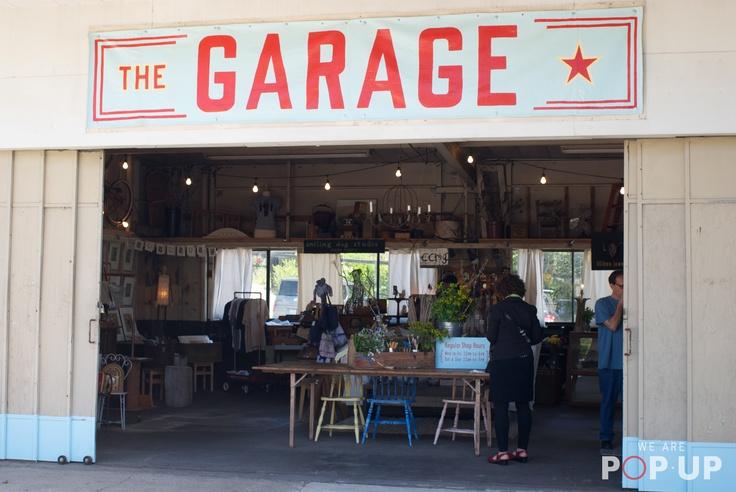 Pop Up Garage : Best images about pop up shop the garage in fairfax