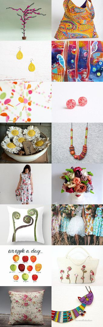 spring is coming by vintchi on Etsy--Pinned with TreasuryPin.com
