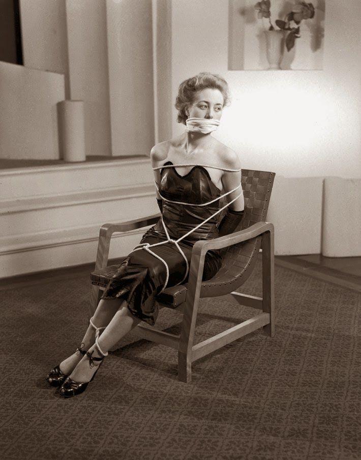Alternative Bondage Fashion From The 1940S  Fun Stuff -8139