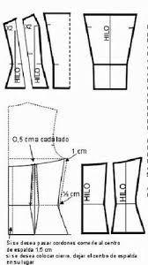 Resultado de imagen de base de corset
