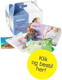 Gratis babypakker og andre spændende ting til dig og din baby