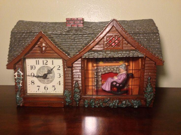 101 Best Images About Clocks On Pinterest Vintage Clock