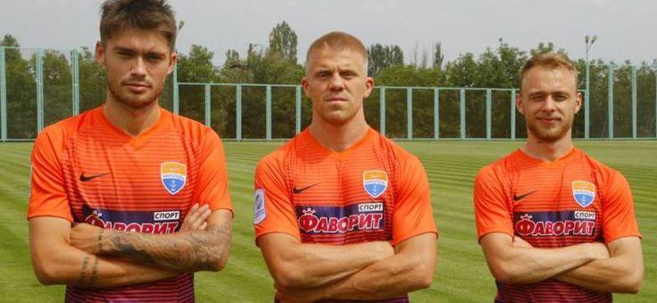 БК Фаворит Спорт стала титульным спонсором ФК Мариуполь