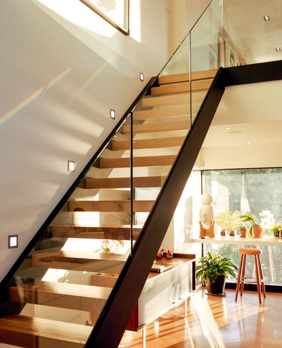 What to do with a boring staircase...