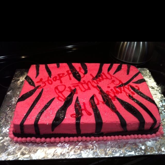 Best  Zebra Birthday Cakes Ideas On Pinterest Madagascar Cake - 15 year birthday cake