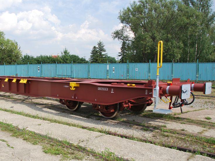 Intermodal wagon order