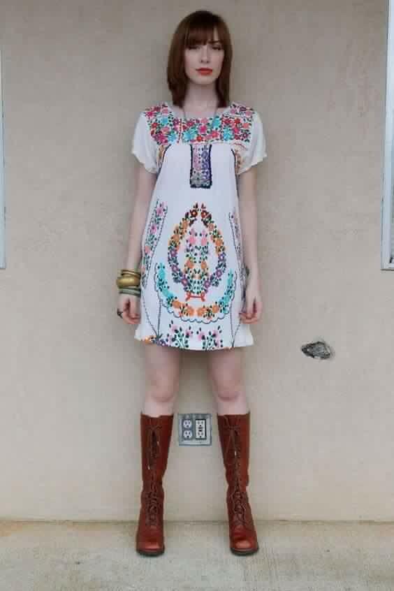 Moda artesanal Mexicana