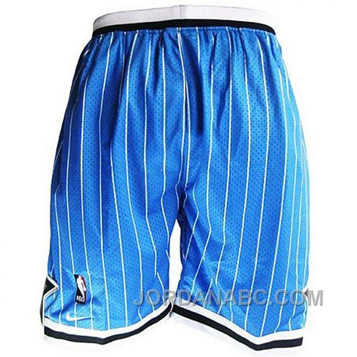 Orlando Magic Soul Swingman ThrowBack Blue Shorts