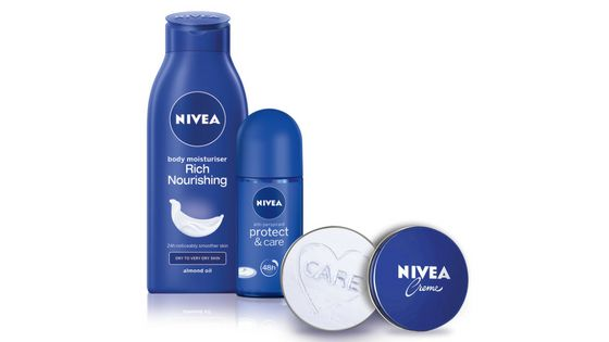 Win one of two hampers from NIVEA!