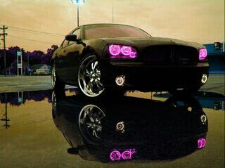 Her Ride...dodge avenger.♡