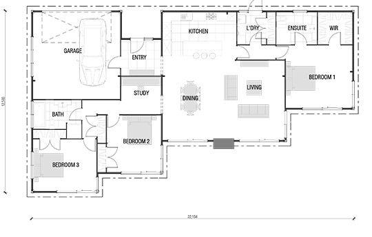 Beach house floor plans new zealand home design and style for Floor plans new zealand