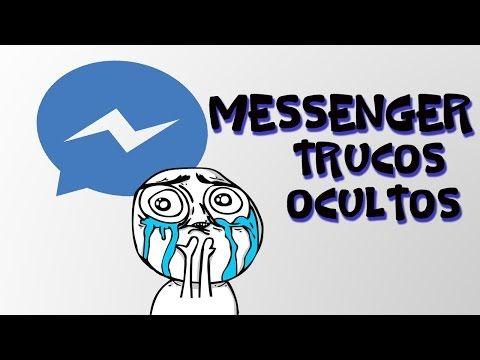 10 Trucos y tips para Facebook Messenger | Los mejores - YouTube