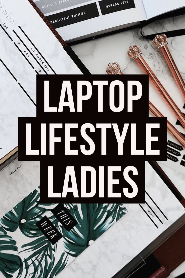 Become a Laptop Lifestyle Lady and learn how to build your own online Empire💖