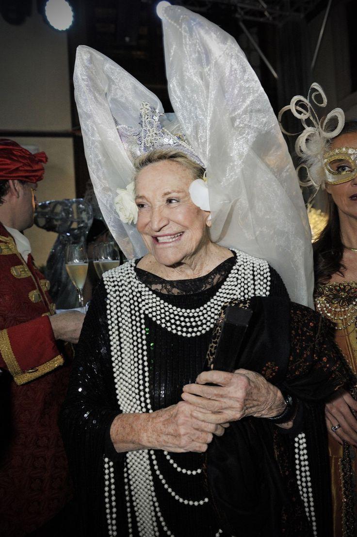 My dearest friend Countess Marta Marzotto at Il Ballo del Doge 2016 #martamarzotto #friends #ballodeldoge