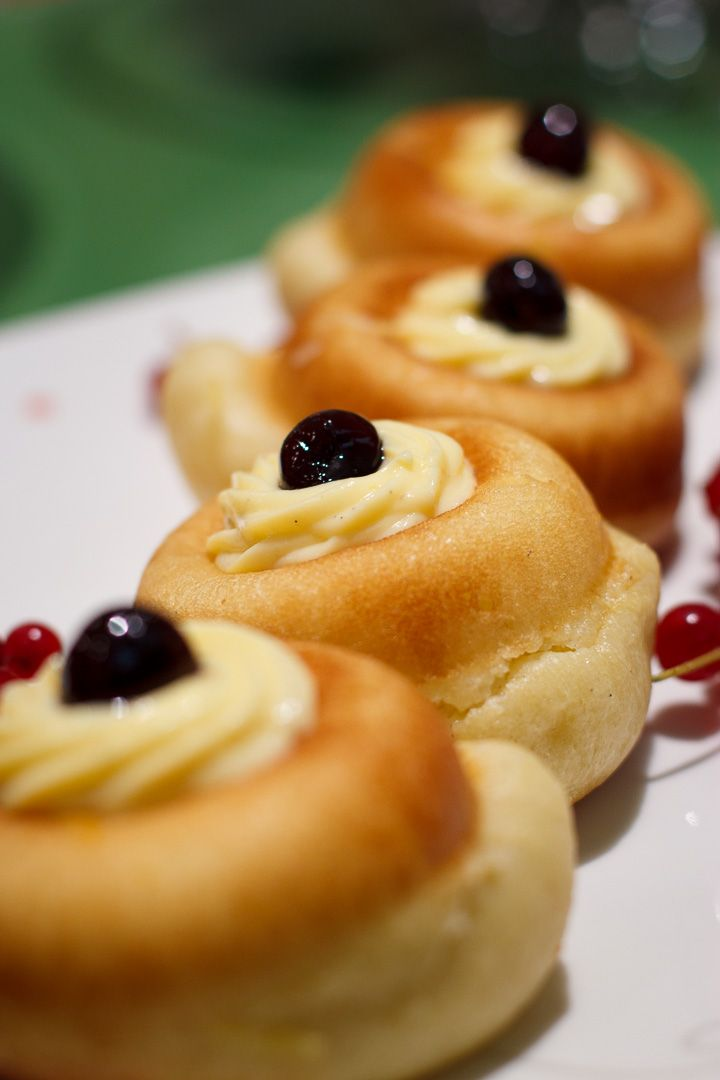 babà savarin