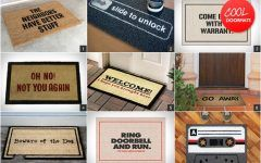Cool Door Mats Cool Doormats