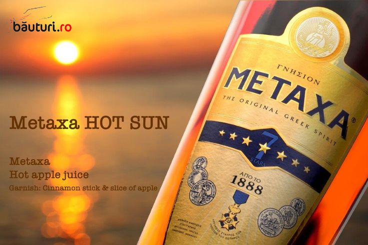 Where and whith who you would love to enjoy a Metaxa Hot Sun cocktail?  The main ingredient you can find here: https://www.bauturi.ro/coniac-metaxa