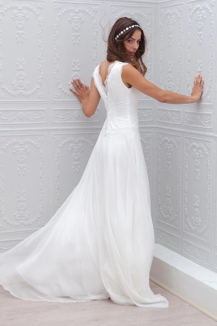 Créatrice – Robes de mariées – Paris                                                                                                                                                                                 Plus