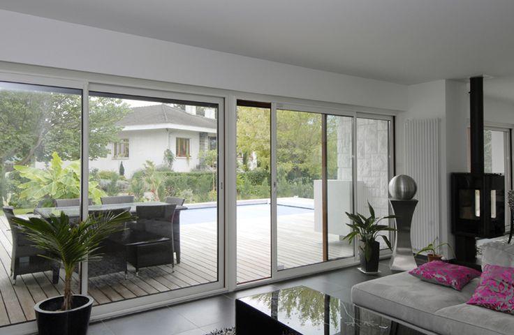 19 best id es pour la nouvelle maison images on pinterest new homes cool ideas and doors. Black Bedroom Furniture Sets. Home Design Ideas