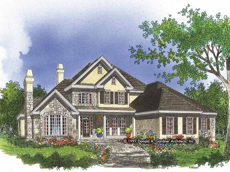 eplans french country house plan warmth personified 2916 square feet and 4 bedrooms from