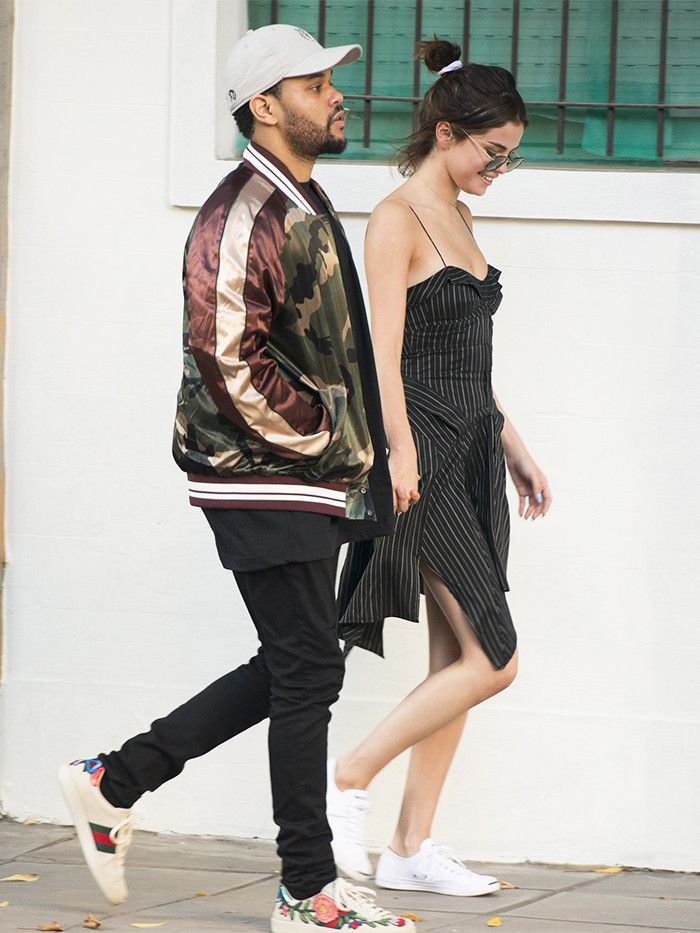 Selena Gomez and The Weeknd, took their chill style to Buenos Aires, and she wore the perfect simple summer outfit. See it here.