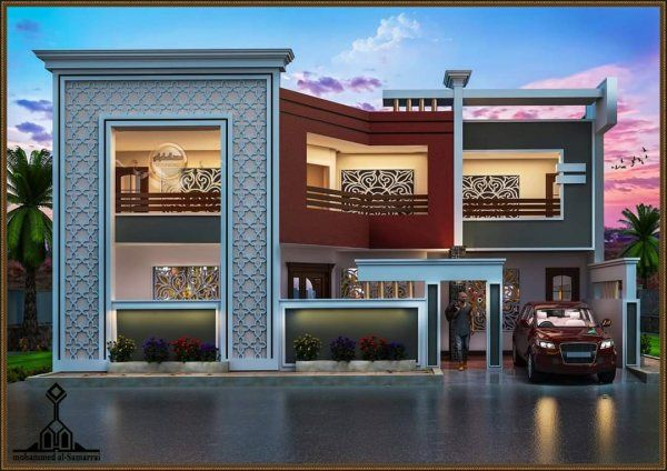 Top 60 Awesome House Design Ideas Engineering Discoveries In 2020 Small House Elevation Design Minimalist House Design Architecture House