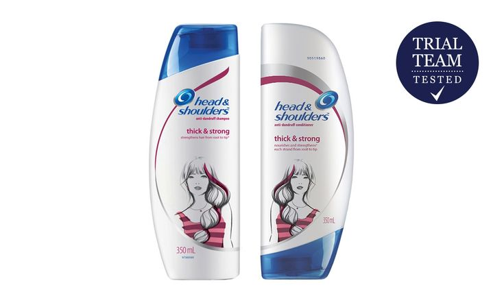 head & shoulders Thick & Strong Reviews – beautyheaven