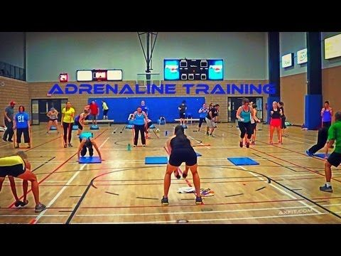 Circuit Training - Exercises Ideas - YouTube