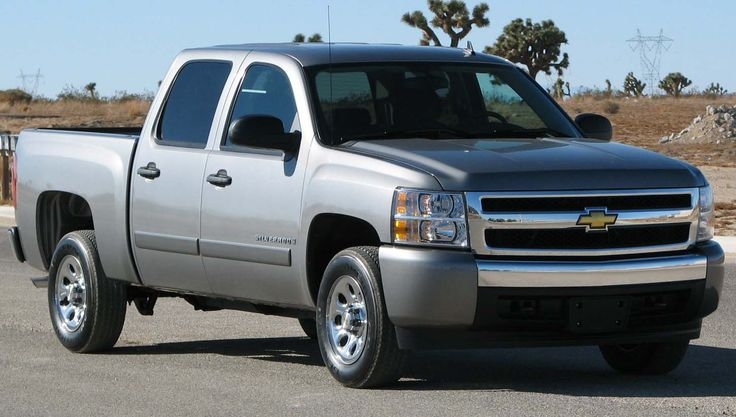 Nice Perfect 2007 Chevy Silverado For Sale