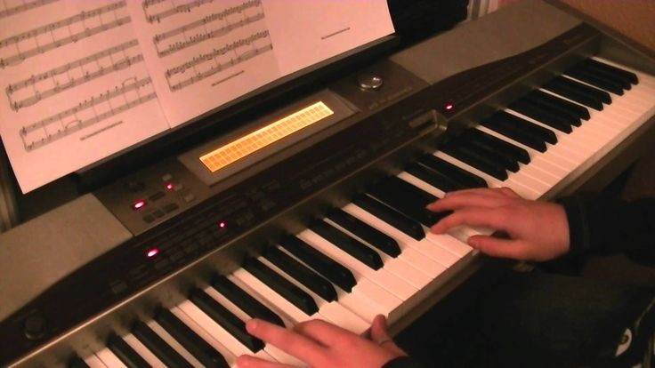 how to play the corpse bride piano duet