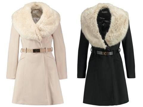 Miss Selfridge Abrigo Clasico Black abrigos y chaquetas Selfridge Miss clásico black Abrigo Noe.Moda