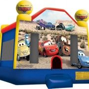 Cars Jump (large) – Bounce houses, bouncy castle, inflatable bouncers for sale