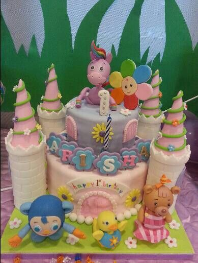baby first birthday cake baby tv cake baby sparrow tvs cake 1425